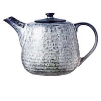 Broste Broste Glazed Tea Pot In Nordic Greys