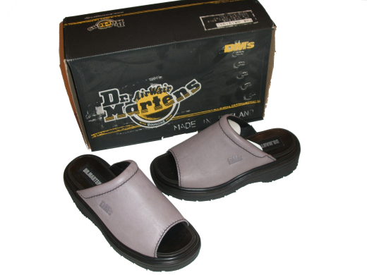 Dr Marten`s Saddle padded padded Saddle Top Mule b5f1ca